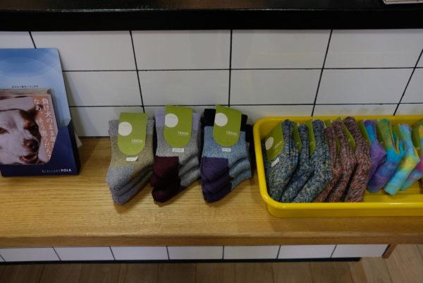 rasox ラソックスの靴下子供用サイズ