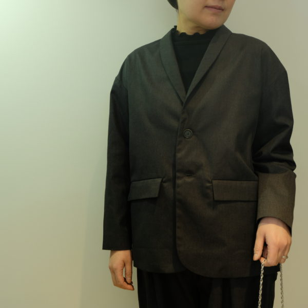 ESTROISLOSE ソフトギャバのジャケット