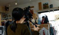 Hands of creationで迎える弥生。3月3日に、店の様子を撮影していただく喜び。