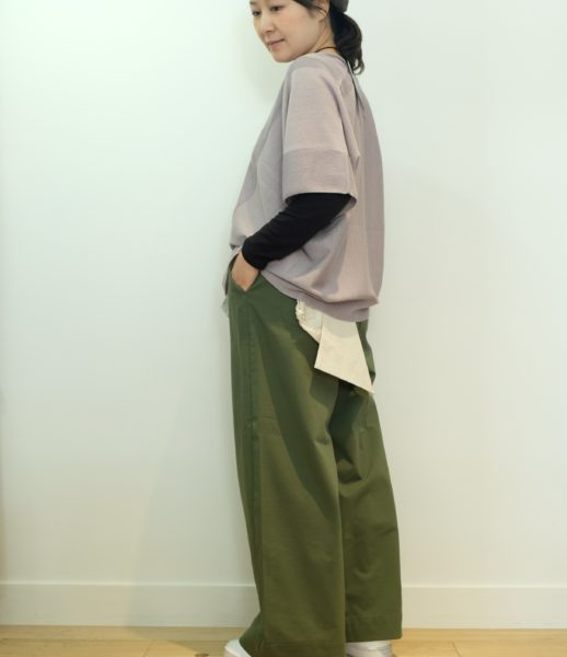 Westwood Outfitters TRICKZIP ロングワイドパンツ
