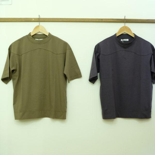ESTROISLOSE ソフト天竺のフットボールTシャツ