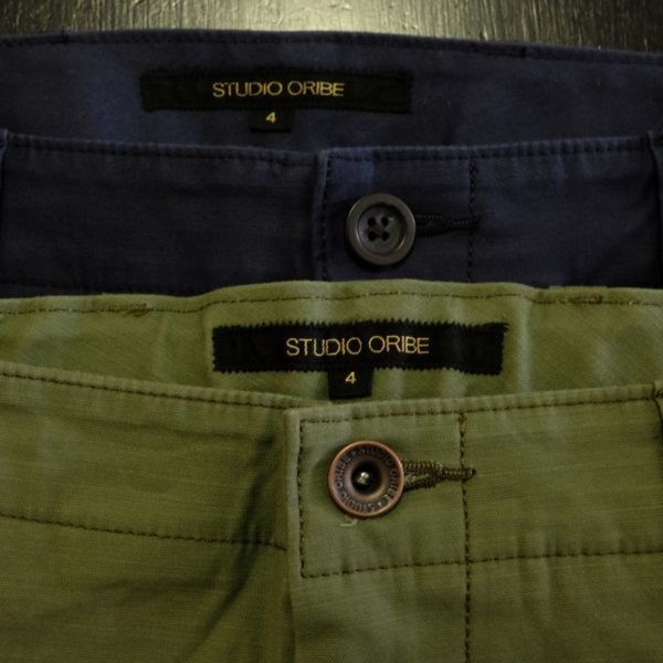 STUDIOORIBE FRENCH CARGO
