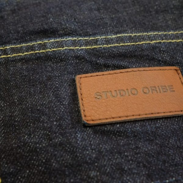 STUDIOORIBE RIDE ON DENIM