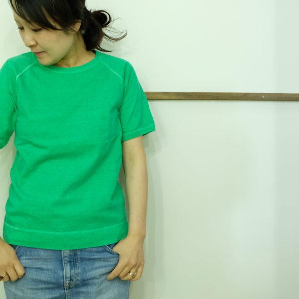 Goodon ラグラン半袖Tシャツ