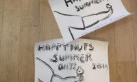 夏前のハッピーナッツデイフェア。男前のKELENもやっぱり人気です。