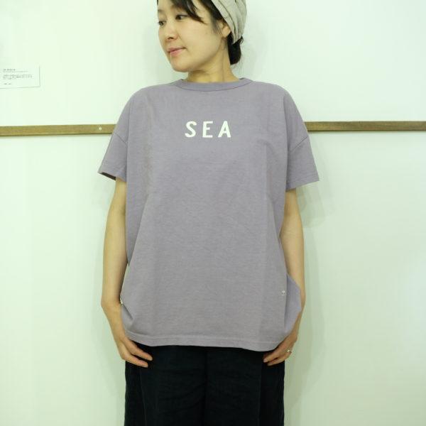 快晴堂 海のBIGTシャツ