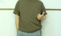 営業タムラさんおすすめ、DELICIOUSのTシャツ。