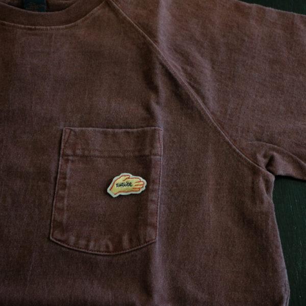 Goodon ラグランポケットTシャツ