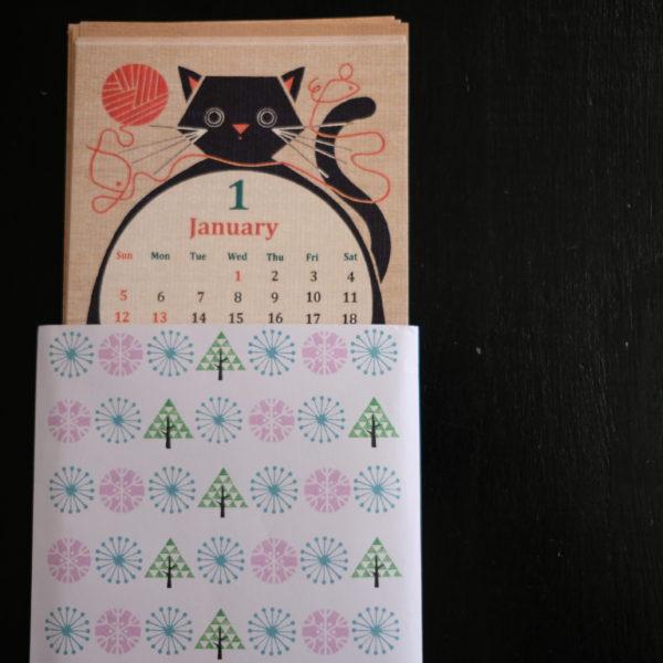カタミヤユキコ カレンダー