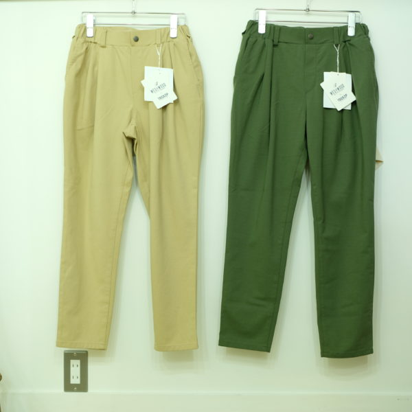 Westwood Outfitters TRICKZIP 定番タックテーパードパンツ