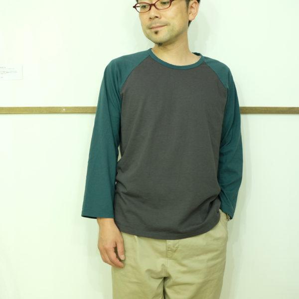 remilla ヒトエラグラン9分Tシャツ