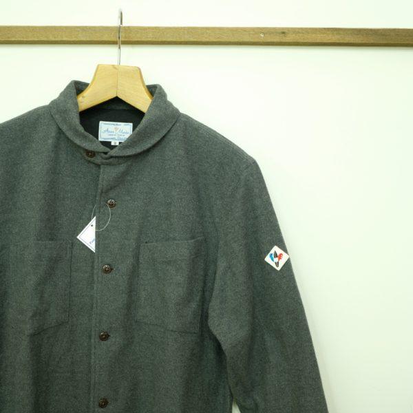 ARVOR MAREE セーラーCPOシャツ
