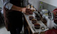 コーヒー研修を乗り切りました。