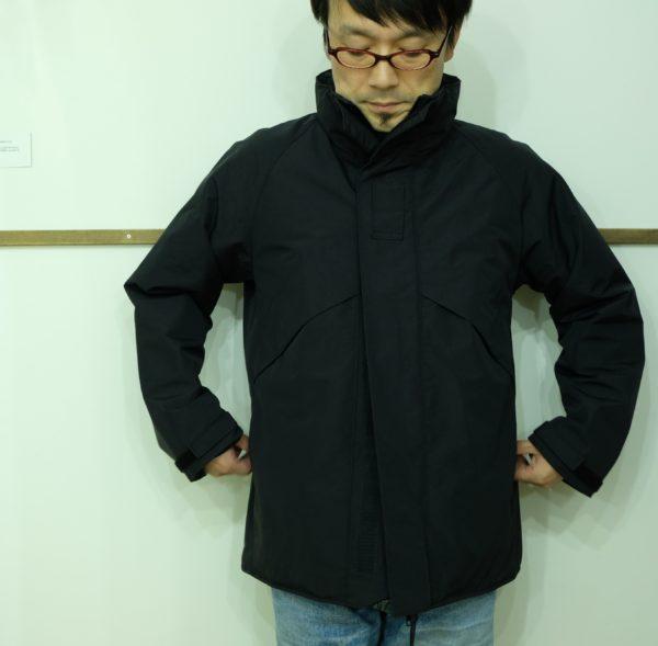 LA MOND 高機能素材のダウンジャケット