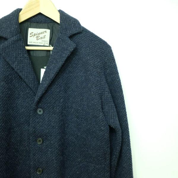 spinner bait アイスランディックウールのジャケット