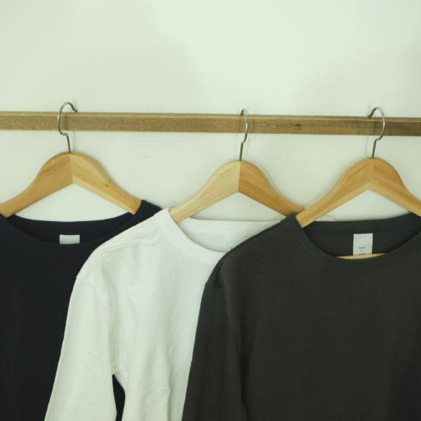 have a good day 9分袖のルーズTシャツ