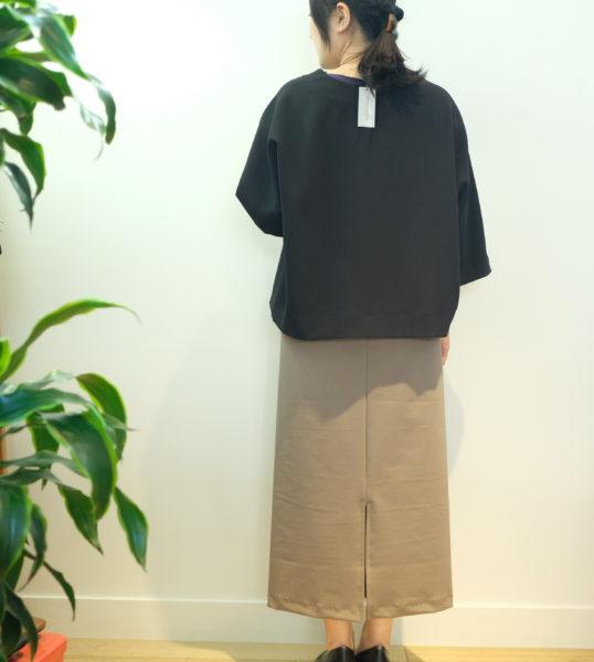 トラバイユマニュアル コンパクトポンチのタイトスカート