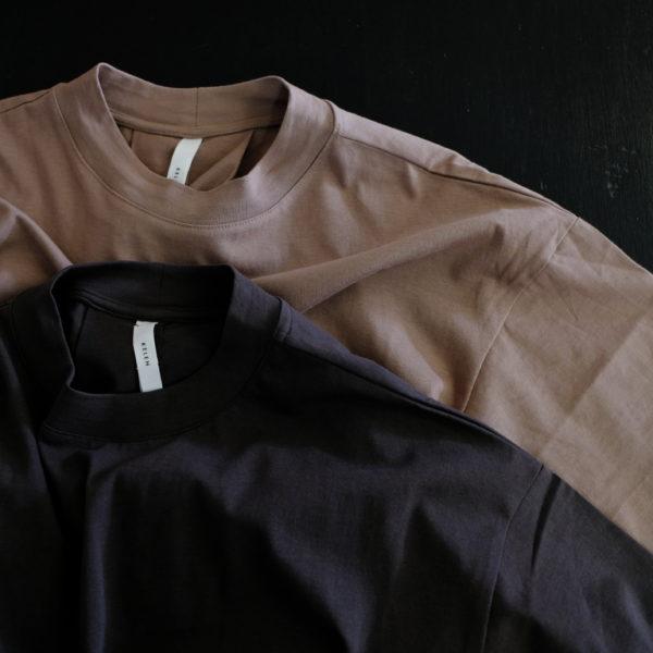 kelen モックネックのドレス