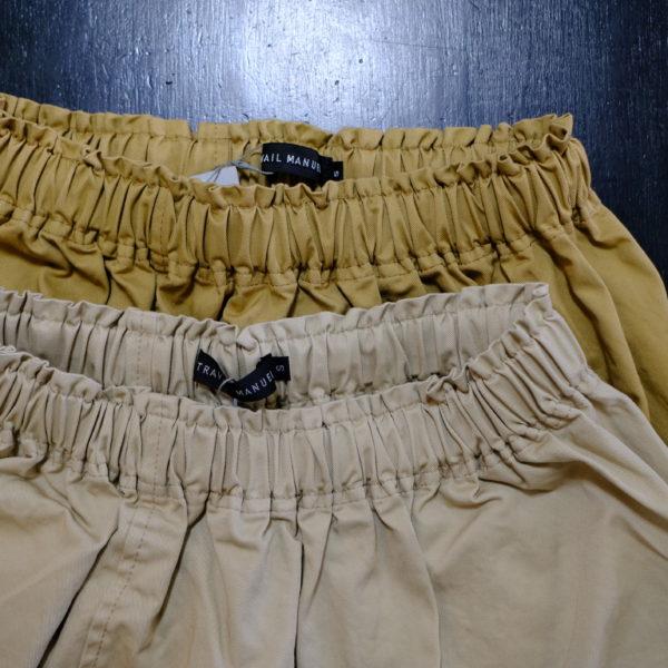 TRAVAIL MANUEL > トラバイユマニュアル コンパクトポンチのタイトスカート