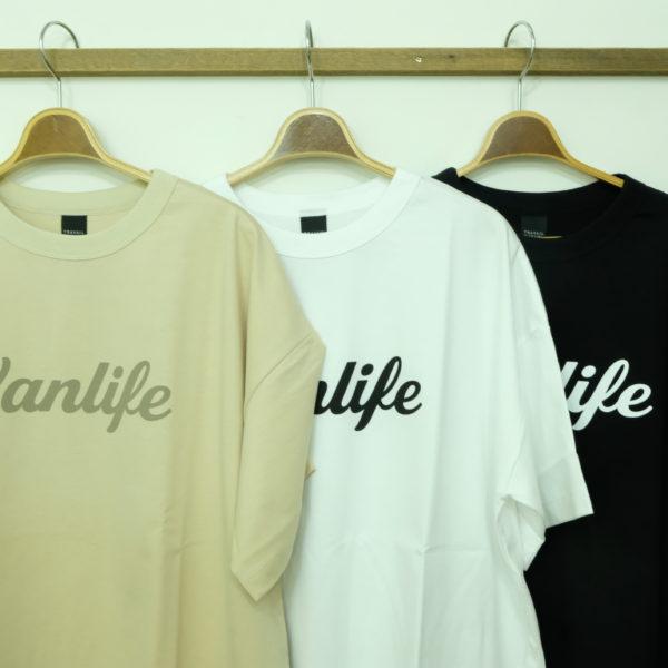 travail manuel 天竺のTシャツ-Vanlife