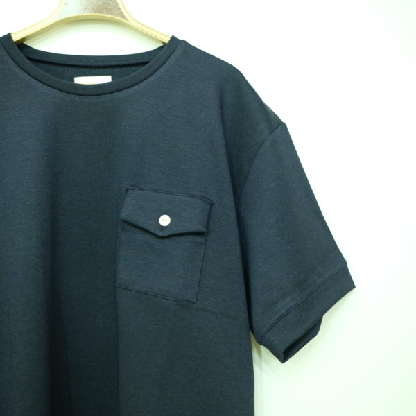 Remadeintokyojapan. ドレスジャージのワイドTシャツ