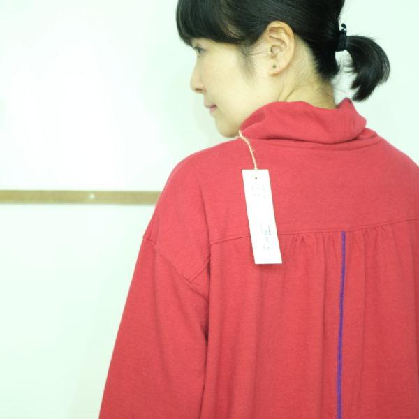 快晴堂 オフタートルのインナーTシャツ