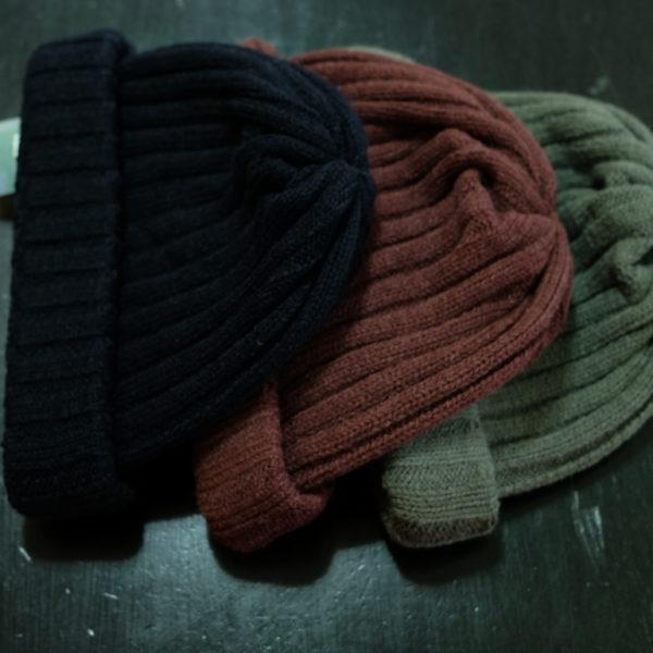 remilla リブニット帽