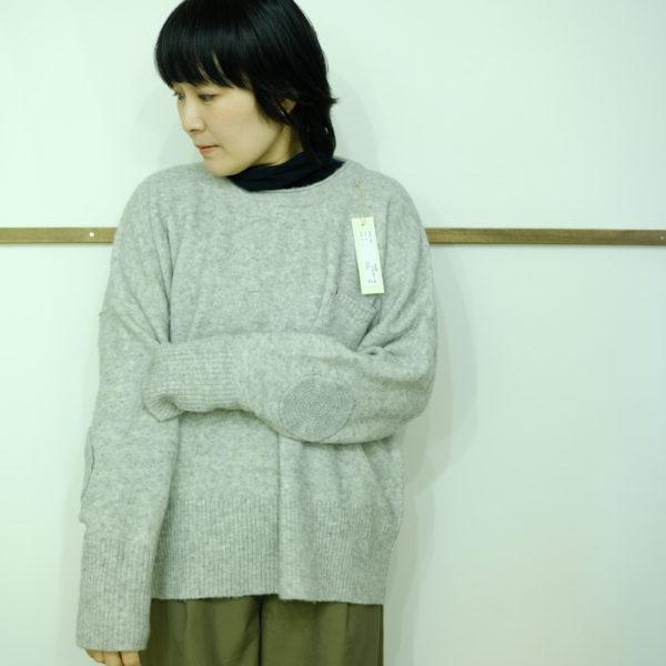 快晴堂 ヤクウールのセーター