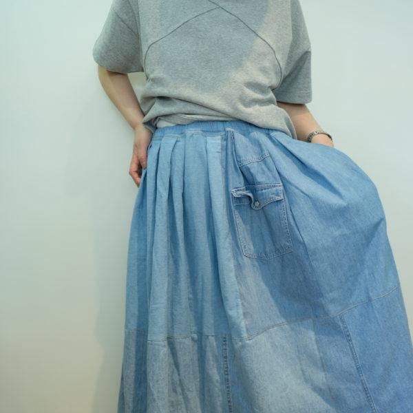 ESTROISLOSE リメイクスカート