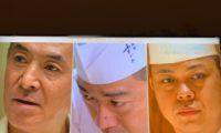寿司職人の姿に、秋の営業プランの練り直しを誓いました。
