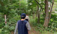 遊歩道経由鳥もとへ。tumugu。travailmanuel。