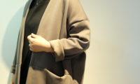 軽い!TRAVAIL MANUELのリラックスな装い。