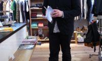 pujol+Lpocketpants+cut&sewjacket+superga