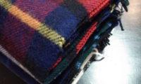 マットと畳は新しい方が良いからVOLAREとRFW。秋だからTWEEDMILL。