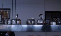 展示会から、マイオーベルジュ「大沢温泉湯治屋」へ。