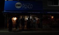 PENCOでビールをいただいた夜。