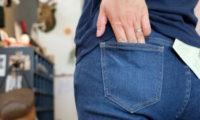 うみねこ鍼灸接骨院に通って、ブランバスクのジーンズをねじ込む夏!