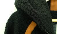 ブランバスクのボアロングカーディガンで、冬も健康な暮らしを。
