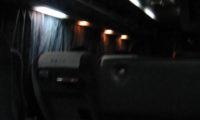 夜行バスビーム1!