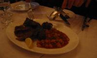 冬の東京日記 スペイン料理屋に行ってみました。