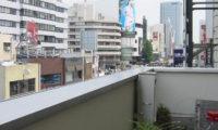 コーラが美味しい梅雨の東京。